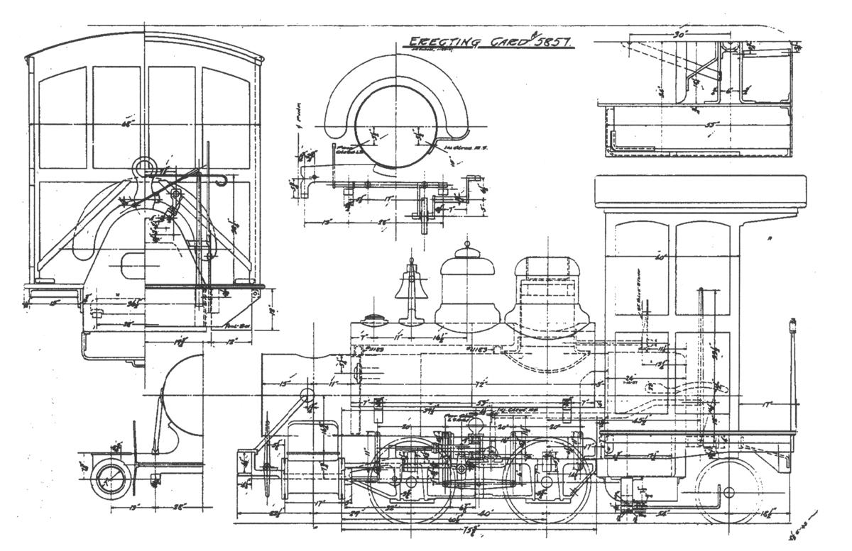 Fwrr All Pictures Pics Photos Bridge Parts Diagram Jobspapa Walt Disney Loved His Trains