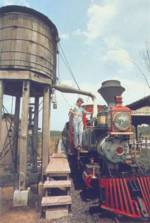 Image of Fort Wilderness engine.